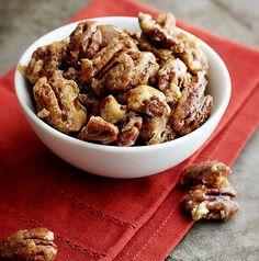 10 Roasted Nut Recipes | creative gift ideas