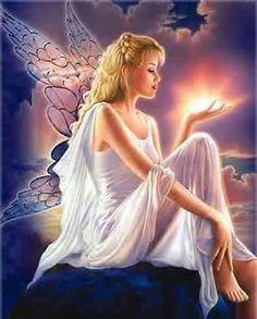 Mystical Angel