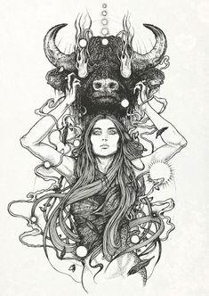 Richey Beckett Illustration