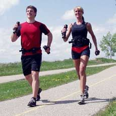 Run smarter with Xco® Walking & Running System.
