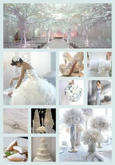 winter wonderland wedding | Winter Wonderland Wedding