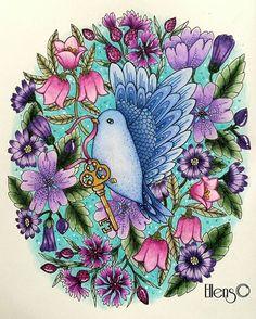 #blomstermandala