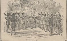 THE GOOSE EYE BAND BOOKS  1852—The Goose Eye Band Books, an important early collection of brass band music that includes TROMBONE  parts, dates from this time (Herbert, Brass Bands 183).