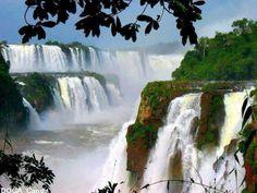 Cataratas del Iguazú- Argentina