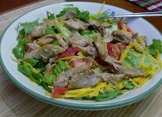 Slow Cooker Chicken Rio Salad