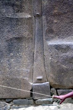 """Megalithic Peru - Ollantaytambo [ 13°15'29"""" S, 72°15'48"""" W ] Located at an altitude of 2,792 meters (9,160 feet) above sea level in the Andes mountains, this site continues to amaze anyone who comes to see it."""