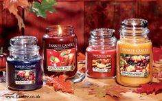 To make your house smell really nice and make your bath really relaxing buy these yankee candle's! They smell really good and make you feel really relaxed just like going on a sunny holiday!