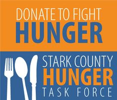 Click to donate to the Stark County Hunger Task Force
