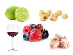 Alimentos ricos em antioxidantes Canal E, Fruit, Food, Health And Nutrition, Benefits Of, Health And Fitness, Milkshakes, Diet, Princess