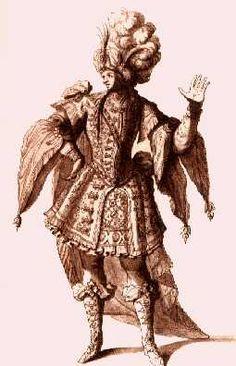 Bienvenue sur le Site Lully : Bourgeois Gentilhomme