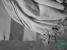 Textiles de verano tejidos en telar