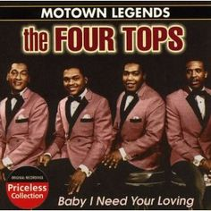 Image detail for -Motown Legends: Baby I Need Your Loving: Amazon.co.uk: Music