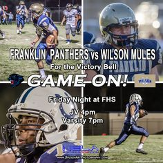 2014 Franklin Panthers vs Wilson Mules