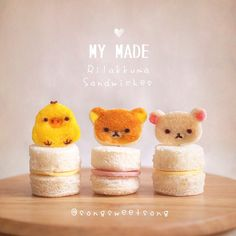Food Artist Creates Charming Characters That Look Too Adorable to Eat - My Modern Met