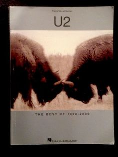 U2 - the Best Of 1990-2000 (2005, Paperback)