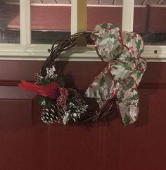 6 inch wreath