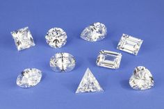 Types of Diamond cuts, shapes and sizes. To read more visit at http://www.candere.com/jewellery/womens-diamond-pendants.html