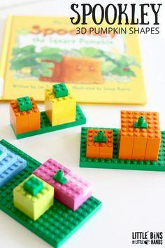 LEGO Spookley Pumpki