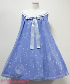 Angelic Pretty Cosmic Sailor JSK UPDATE: Bought on Lacemarket