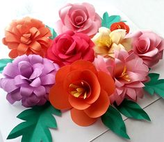 Use coloured card or craft papers to make your own pretty floral display. We show you how to make roses and hyacinths and a selection of card or paper flowers to put together a creative and colourful display for your home or for a special event - See more at: file:///C:/Users/JansHP/Documents/My%20Web%20Sites/Home-Dzine/craft/craft-paper-flowers.html#sthash.S3nS84cM.dpuf