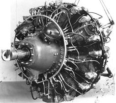 Pratt & Whitney Double Wasp 18 Cylinder Radial Engine 2,100hp