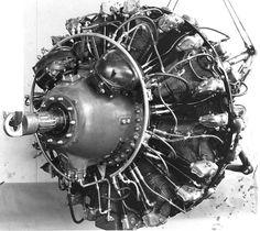 Pratt & Whitney Double Wasp 18 Cylinder Radial Engine 2,100hp