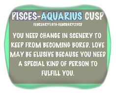 Free daily horoscope, descriptions and meanings for all zodiac signs. Aquarius Pisces Cusp, Pisces Girl, Zodiac Signs Aquarius, Taurus And Gemini, Zodiac Horoscope, Cusp Signs, Zodiac Sun Signs, Zodiac Signs Elements, Pisces Quotes