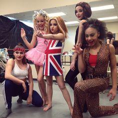 Love this dance Spice Girls Costumes, Dance Moms Costumes, Dance Moms Dancers, Dance Mums, Dance Moms Girls, Girl Costumes, Jazz Costumes, Costume Ideas, Dance Moms Memes