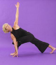 Yoga Poses for Better Bone Health   Family Circle