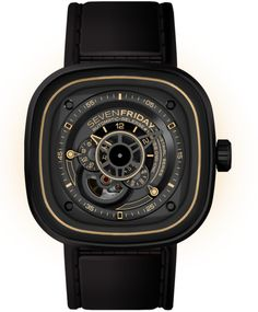 SevenFriday P2/02 Industrial Revolution Automatic Watch from Campbell Jewellers