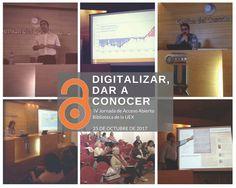 IV Jornadas sobre acceso abierto: digitalizar para dar a conocer (Badajoz, 25 de octubre) #openaccess #accesoabierto