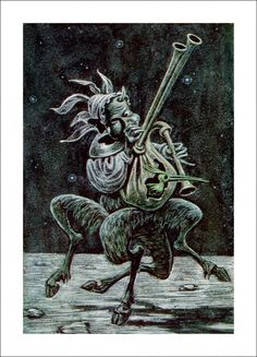 "Henrik Ibsen 'Peer Gynt', ""Act III"" by Савва Бродский"