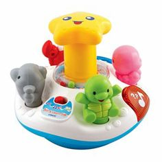 VTech Spin 'n Learn Top