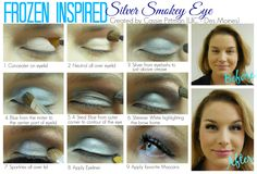 Check out this great Frozen Inspired - Silver Smokey Eye tutorial created by Cassie P. from La' James International College - Des Moines. For a closer look and additional tips & tricks visit http://ljic1.tumblr.com/post/105361690071/ljic-tutorial-frozen-inspired-silver-smokey-eye.   Each week we will bring you a new Tues-Tutorial created by students from all LJIC campuses. Follow along and let us know your favorite! #LjicDM #TuesTorial #TuesdayTutorial #LjicTutorial www.LJIC.edu