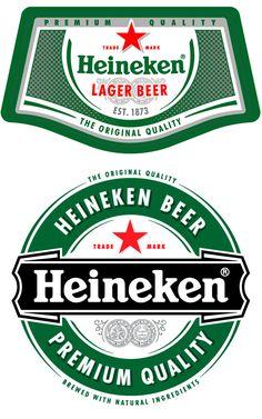Free Heineken Beer Logo Vector - TitanUI
