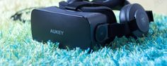 Aukey Cortex 4K VR Headset Review and Giveaway #Product_Reviews #MakeUseOf_Giveaway #music #headphones #headphones