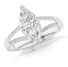https://ariani-shop.com/116-carat-curving-split-shank-diamond-engagement-ring-i-j-color-vs2-clarity--marquise-cut-shape 1.16 Carat Curving Split Shank Diamond Engagement Ring (I-J Color, VS2 Clarity) - Marquise Cut/Shape