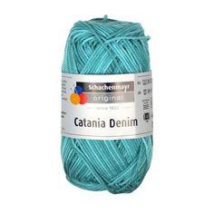Catania Denim 00165 Turquoise