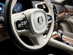 thatyellowvolvoguy: The next generation of Volvo interior...