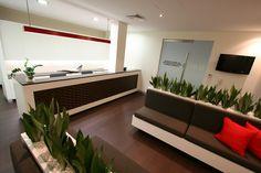 Reception area - Dr. Sergey Fedorine