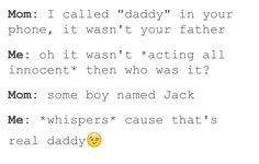 Omllll my Jacky