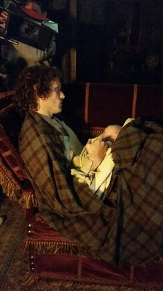 """jamesandclairefraser: """" Joanne Rundell My beautiful girls filming ,heart melts .. The day I will never forget and never let my babies forget. Thank you everyone who gave us the opportunity. """""""
