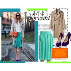Are you ready for Spring?, created by basicensemble.polyvore.com