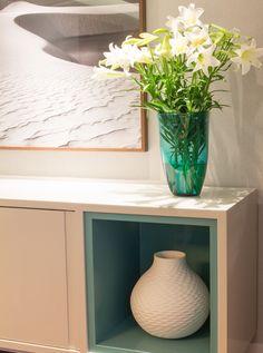 Decoração de Interiores em Apartamento no Paraíso - Decoradora de Interiores Marilia Veiga