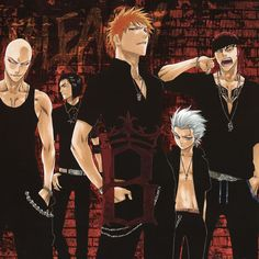 This one's great, love Renji, but T.H. is killing me. XD