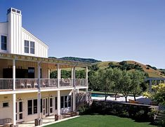 Scott Lewis Landscape Architecture - Ranch Estate - SLLA - San Francisco