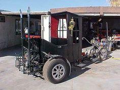 Rat Rod Trikes | munster koach volkswagen trike