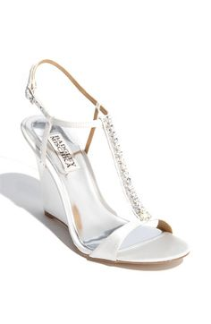 cute wedge for summer wedding (no heels sinking into the ground if it's outdoors)