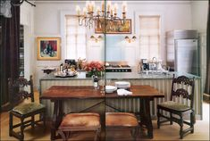 Good kitchen for guest house. Finding Home – McAlpine Tankersley Architecture » kitchen staff