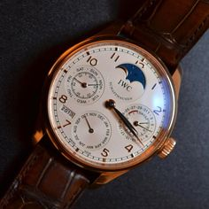 IWC Schaffhausen | Fine Timepieces From Switzerland | Forum | Revealing my Grail !